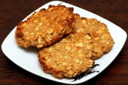 Dietetyczne ciasteczka owsiane