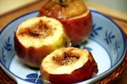 Pieczone jabłka w trzech odsłonach
